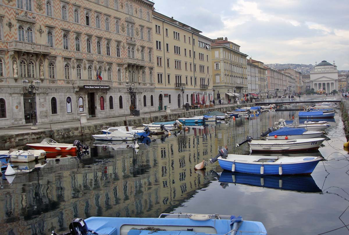 triest italia canale