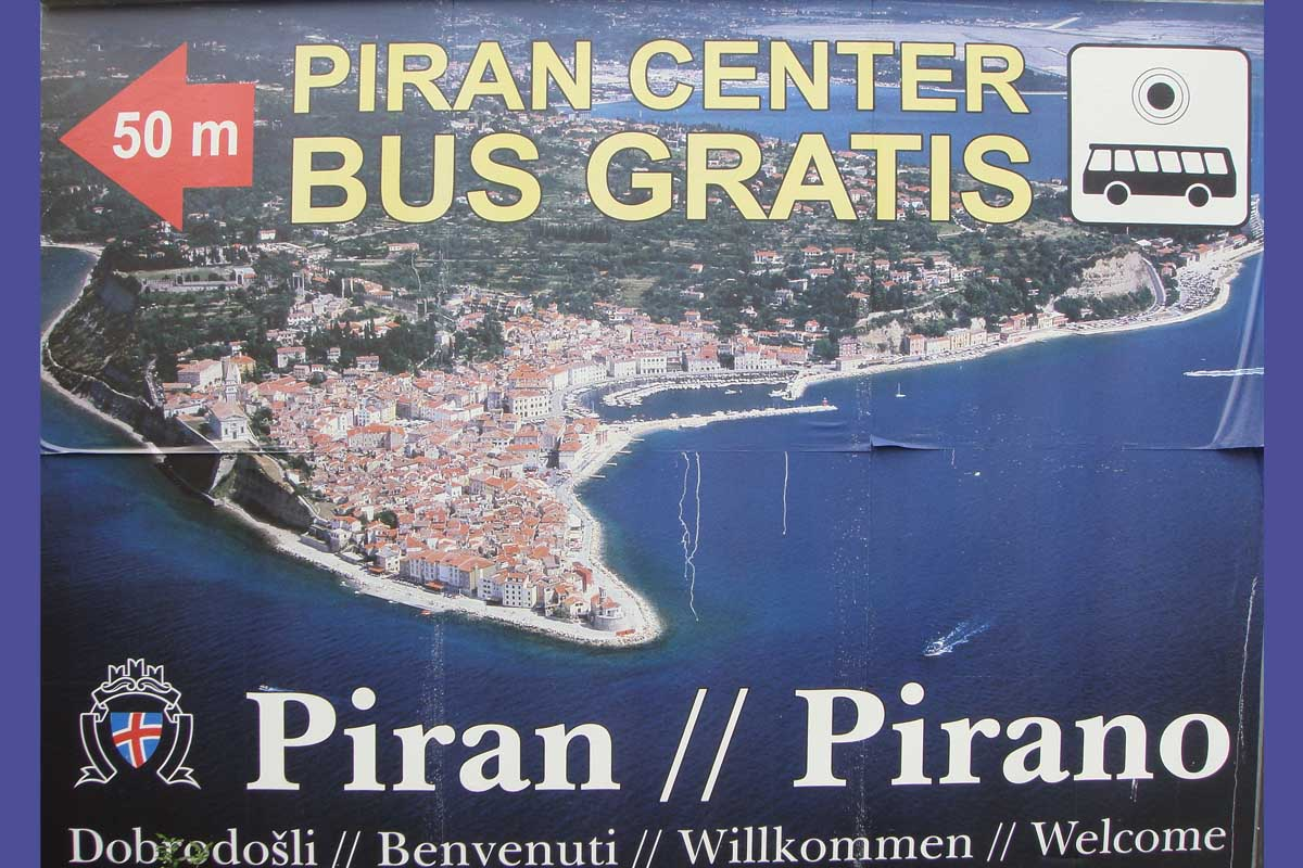 piran shuttle bus