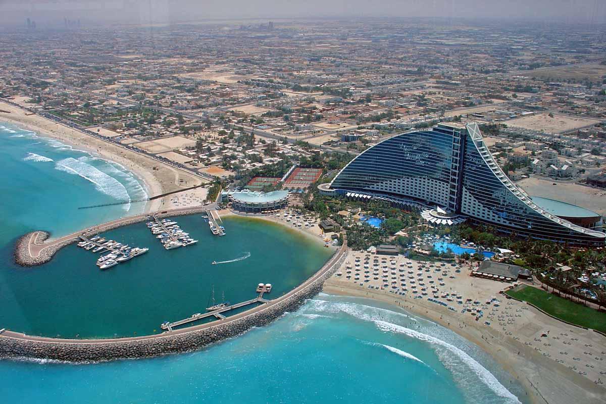 dubai hotel jumeirah beach