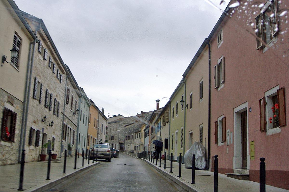 kroatia village