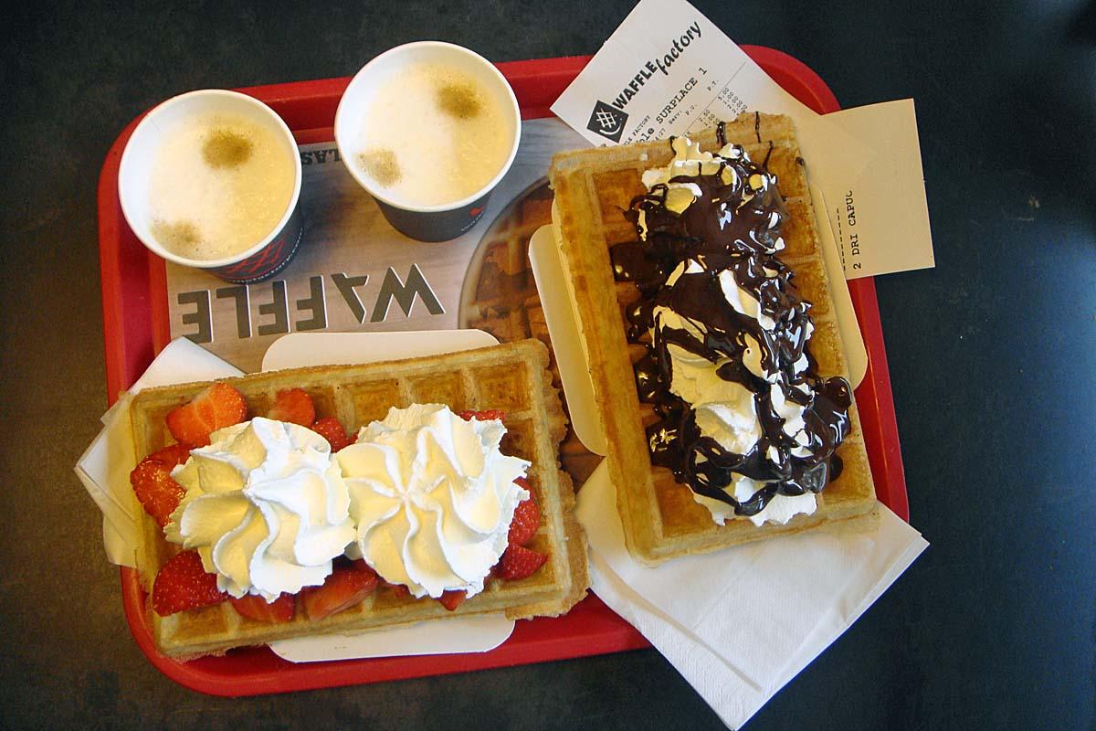bruessel waffle house