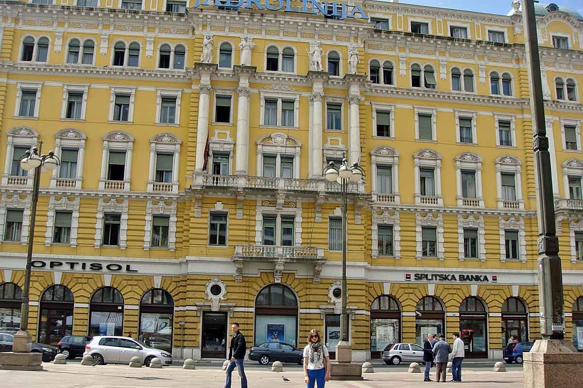 Rijeka palace