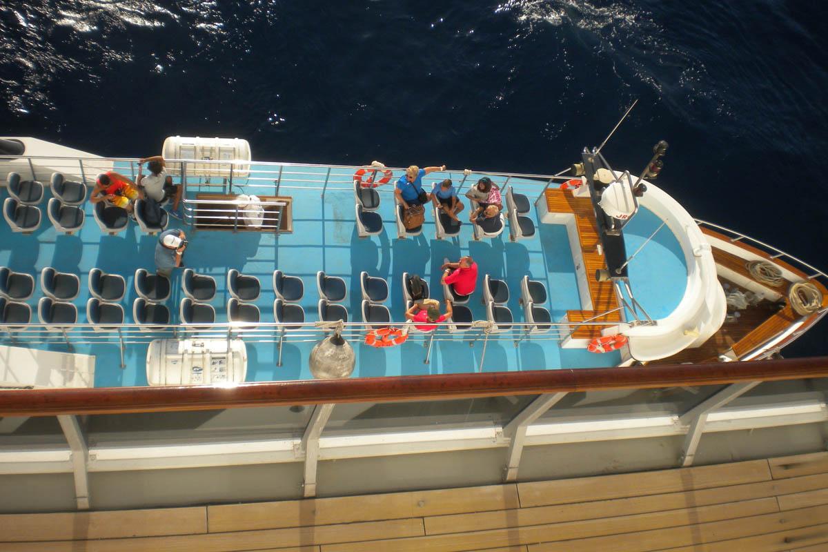 santorini ferry boat