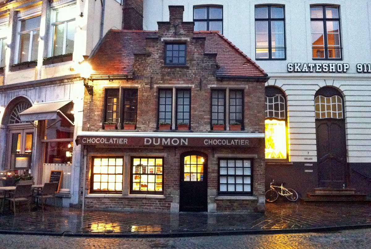 bruegge belgium chocolatier