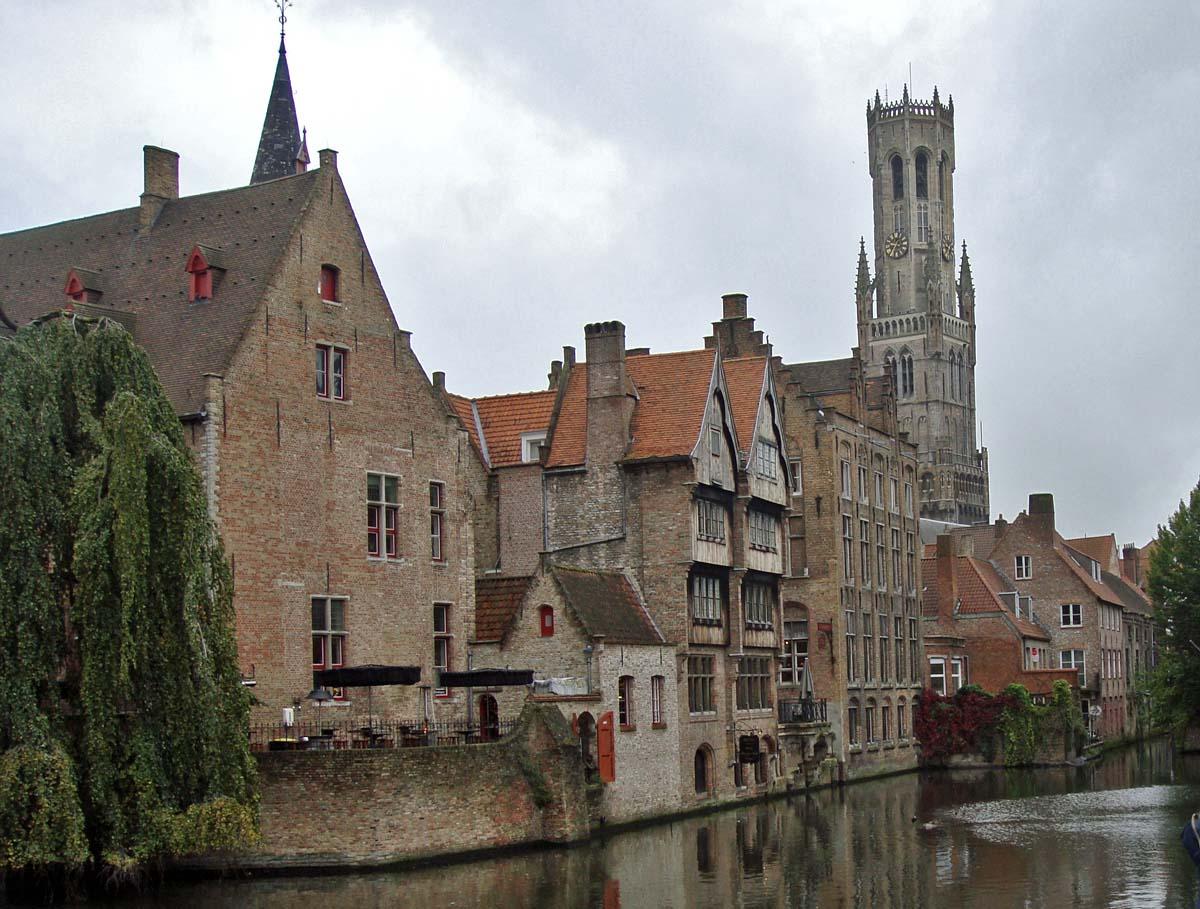 bruegge canal