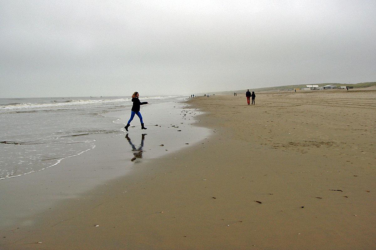 nordwjik beach