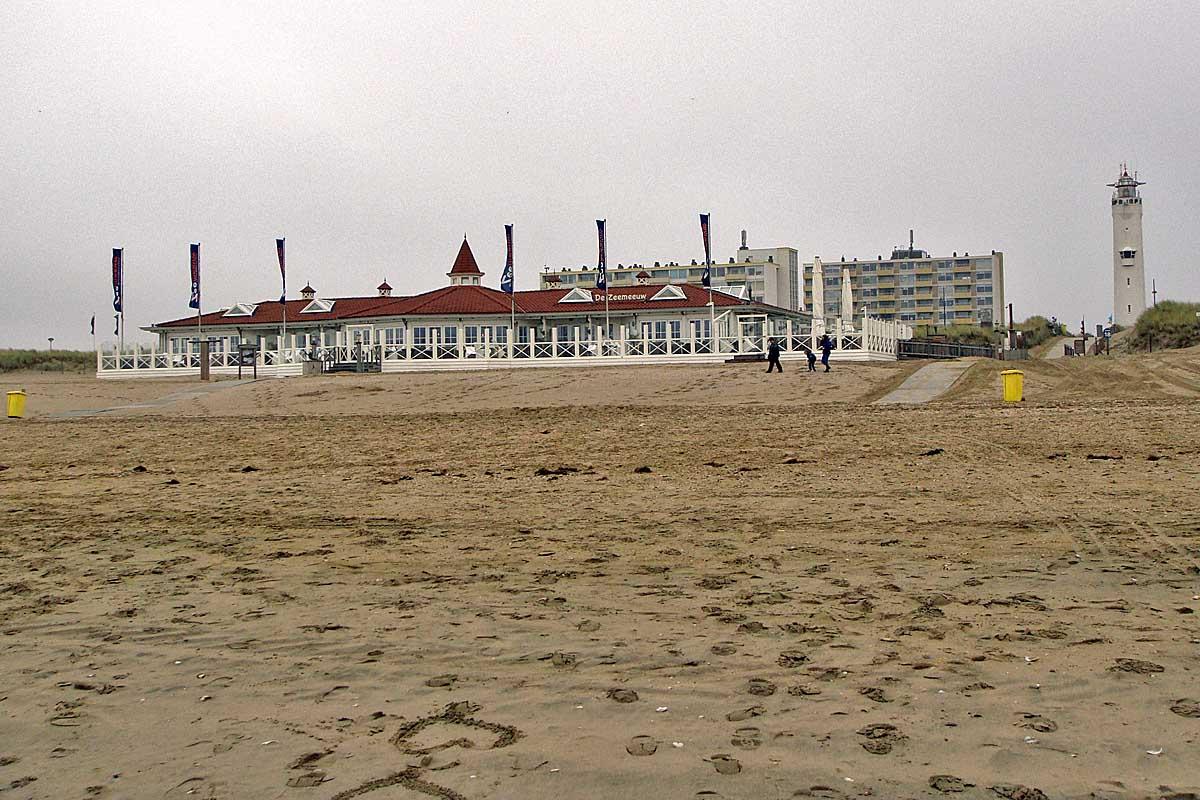 nordwjik beach restaurant