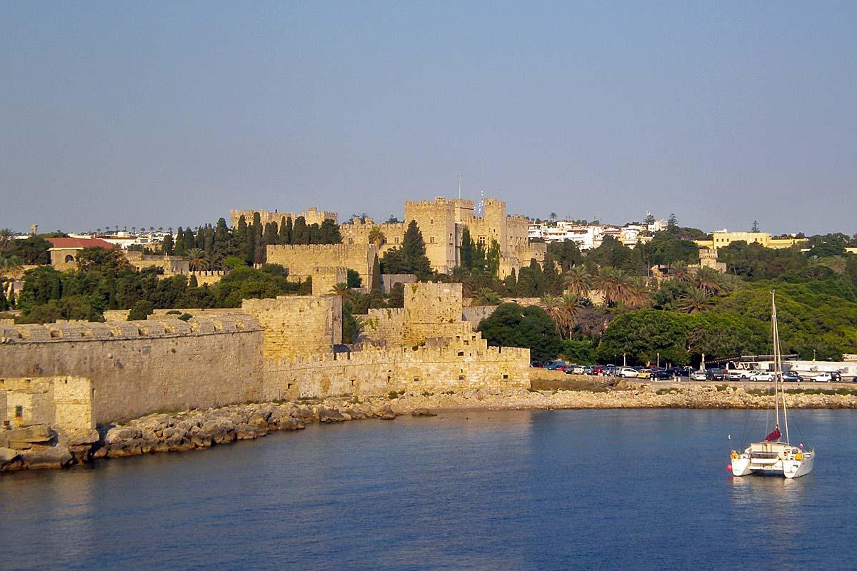 rhodos castle