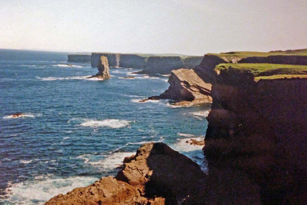 irland kliffs